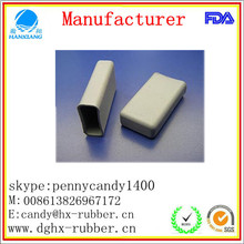 Dongguan factory customed fabric covered rubber hose