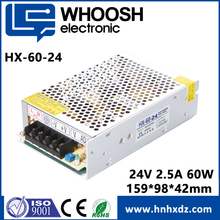 ac 230V to dc 24v electric din rail power supply