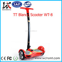 Hottest Product Mini Electric Mobility Velocity Roller Scooter with Pedal