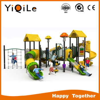 CE approved garden playground for children playing
