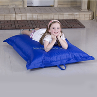 Kids pillow sitting bean bag