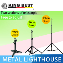 KING BESTHottest seller wholesale tripod,Metal 3 -sec tripod selfie tripod stick for smartphone and camera