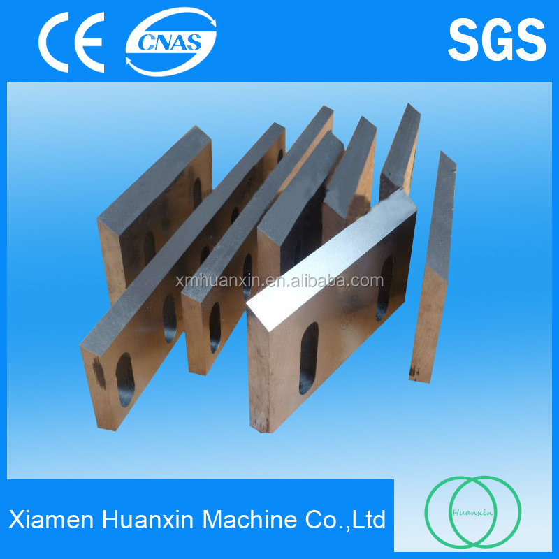 Waste Tyre/Rubber/Plastic Granulator Crushing Blades