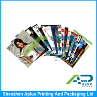 High Quality Printed Custom Magazines Design