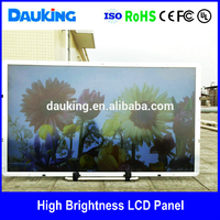 55 inch 3000nit high brightnes HD led backlight LCD TV walls ,SamSung outdoor LCD panel,55 inch samsung lcd screen lcd sharp