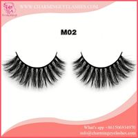 Beautiful Horse Hair Eyelash Attracting Lashes
