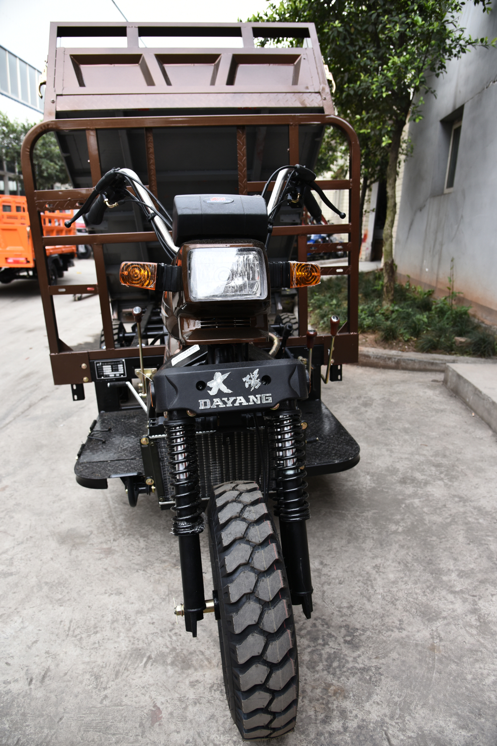 2015 new hot sale150-300 cc low oil consumption hydraulic dumper 3 wheel motorcycle