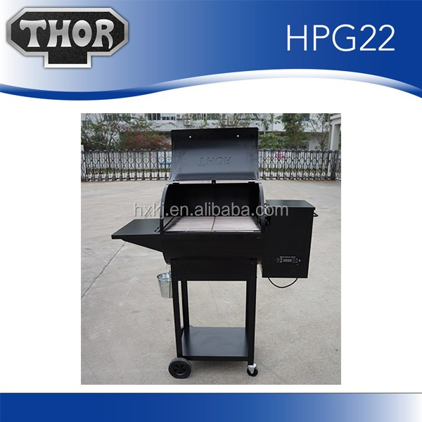 Thorkitchen HPG22U iron grill design for balcony