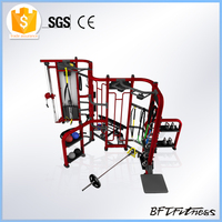 Quality Fitness Pro line 360 Crossfit Multi Functional Trainer