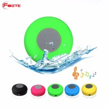 Alibaba Wholesale Cheap Suction Cup Bathroom Mini Waterproof Bluetooth Wireless Speaker Micro Stereo Portable Speakers ##