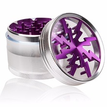 Vamav 4 parts 63mm spices wholesale grinder metal tobacco wholesale cigarette accessories herb grinder tobacco