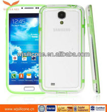 Protective Double Color TPU Bumper Case For Samsung Galaxy S4 i9500