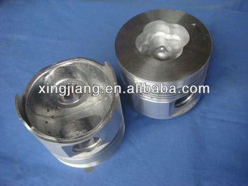 KM138 farm machinery spare parts piston