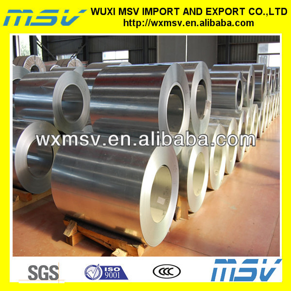 Galvanized steel sheet coil for home appliance roofs,outer walls,ovens