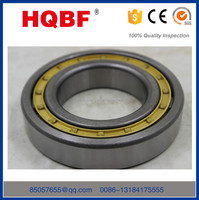 2016 HQBF good quality low price cylindrical roller bearing NUP208EM