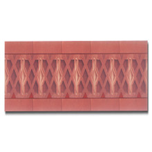 Iron Oxide Red 130 for Border Patti Red Bricks