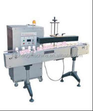 Electromagnetic Induction Aluminum Foil Plastic Glass Sealing Machine