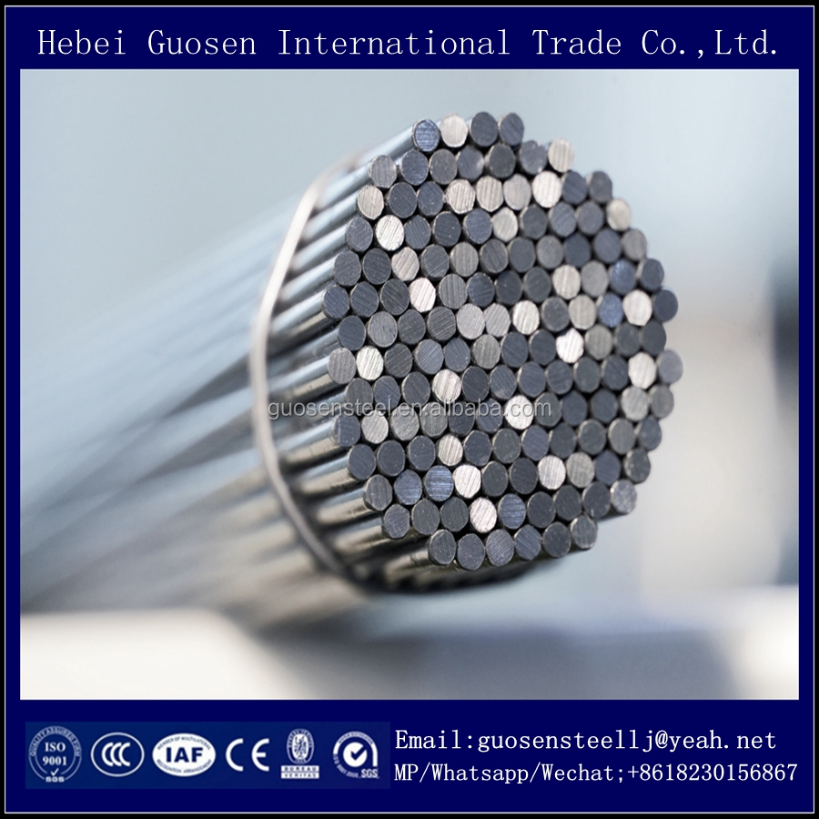 Free Cutting Steel Special Use and Non-alloy Alloy Or Not steel round bar