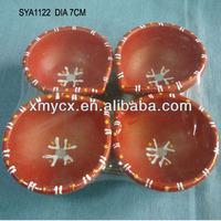 Wholesale decorative clay Diwali diyas diwali day gifts