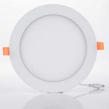 Frameless Led Light Panel Price For Kitchen, Guangzhou Decorative Office Rohs Led Panel Light Round
