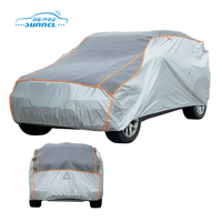 Fashionable designed stronger durable folding garage car cover