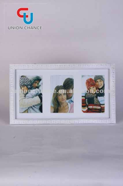 3r White Photo Frame for Table