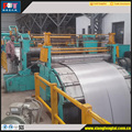 FOT automatic big metal steel coil jumbo roll slitting machine