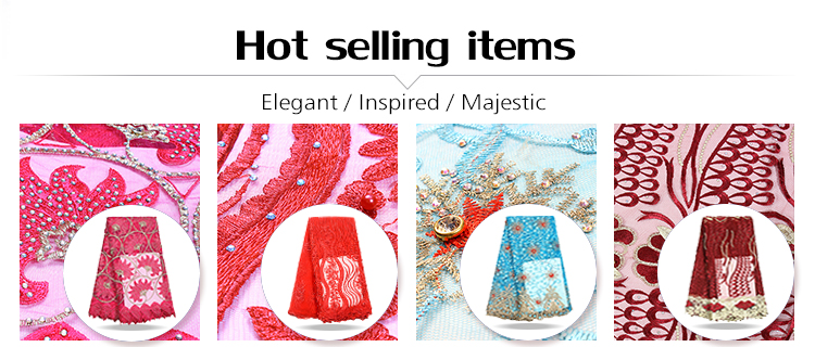 Textiles African Guipure Cord Lace Fabrics Nigerian Cord Lace For Weddings