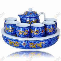Dragon-C-3 ceramic tea set made in China bianchi road bike