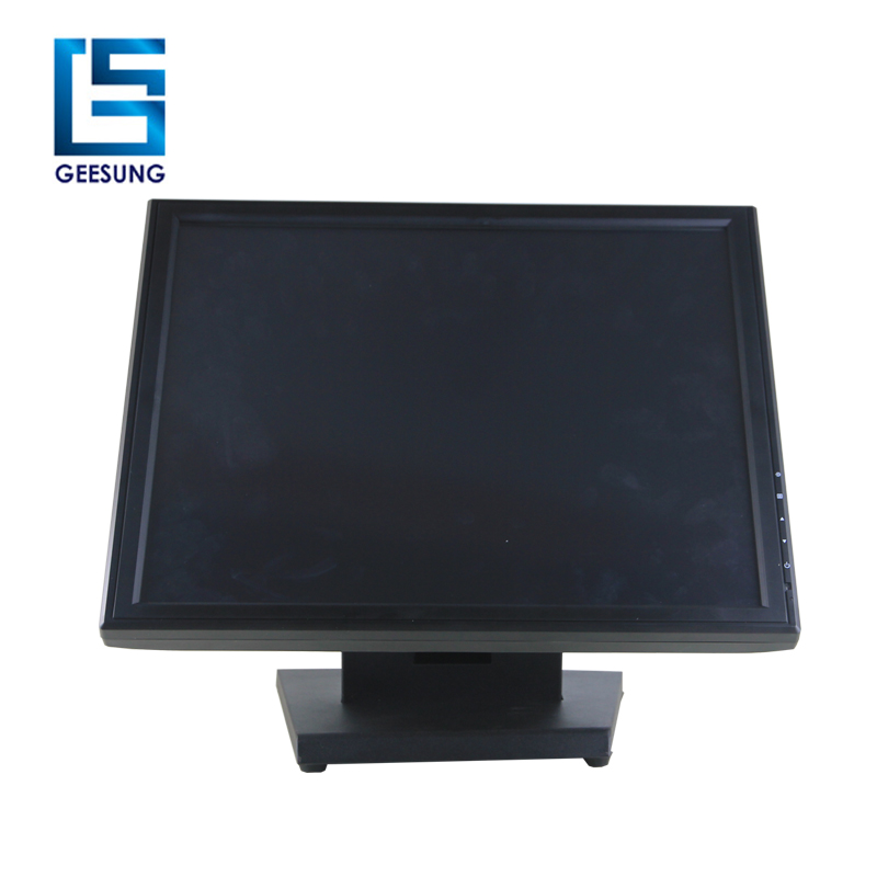 15 Inch new touch monitor with Fold stand monitor