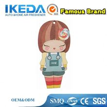 Car perfume Manufacturer scent paper air freshener