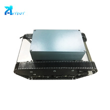 Best selling hot chinese products heavy load robot mobile platform tracked vehicle chassis