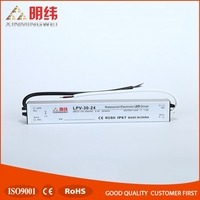 Factory Direct wholesale LPV-30-24 30w triple switch power supply