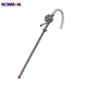 32mm aluminum fixing portable hand operated alumium rotary manual hand oil pump