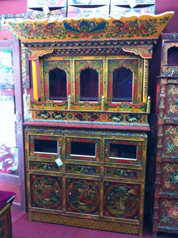 Superior Tibetan Furniture   Buy Shrine Set Product On Alibaba.com