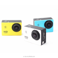 Action Camera 1080P/30fps 2.0 inch LCD display 170 degree wide angle Sport Waterproof Helmet Cam Underwater 30M