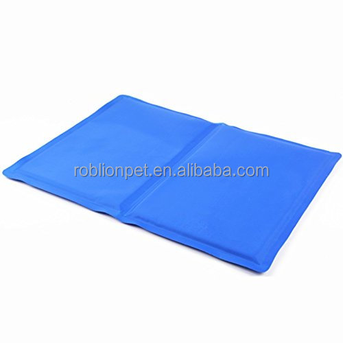 RoblionPet Round shape pet cooling mat the 2018 The last products of pet gel mat