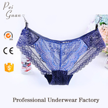 fashion popular lingerie cotton seamless lace cover sexy ladies underwear