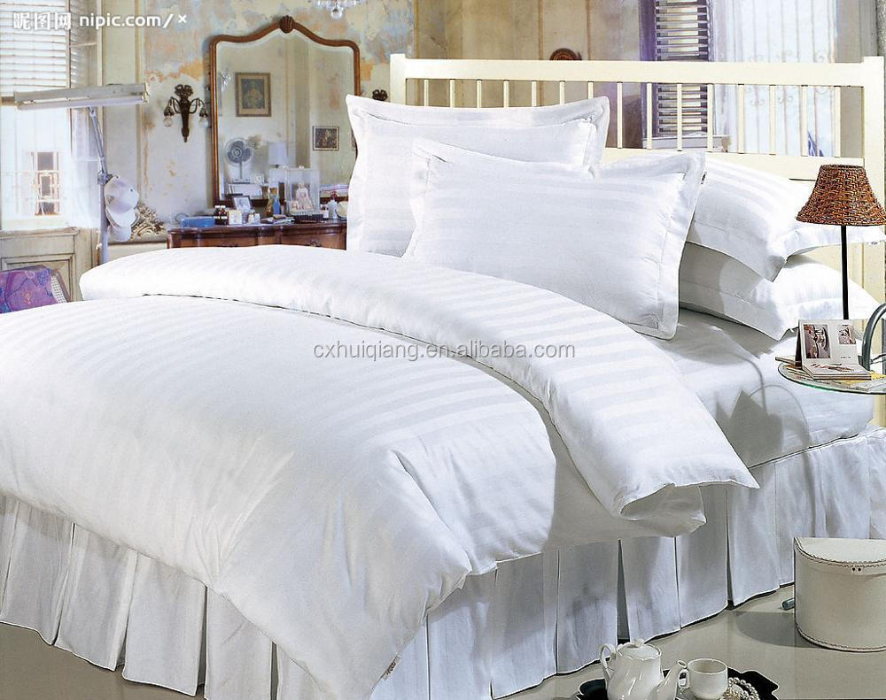 WOVEN 100% polyester printed bedding set