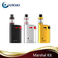 CACUQ fast shipping The Powerful Marshal G320 Kit by SMOK Support 2/3 18650