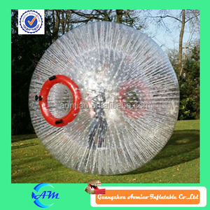 Best Quality inflatable hydro zorb ball/ used inflatable zorb ball/ tpu inflatable zorb ball