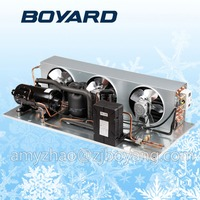2 hp refrigeration condensing unit for ice bin ice with CE RoHS R404a refrigeration compressor
