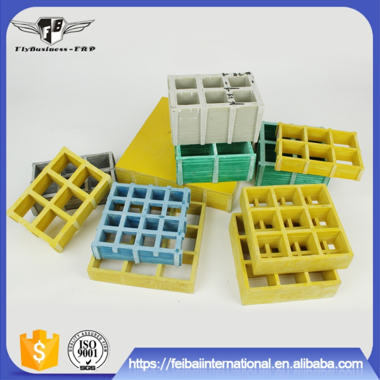 wholesale fiberglass reinforced plastic materials factory price drainage grating plates