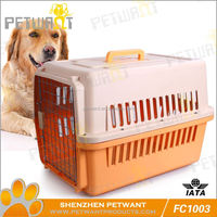 Multi sizes many colors safty wire strong steel bar pet cage sloping dog cages