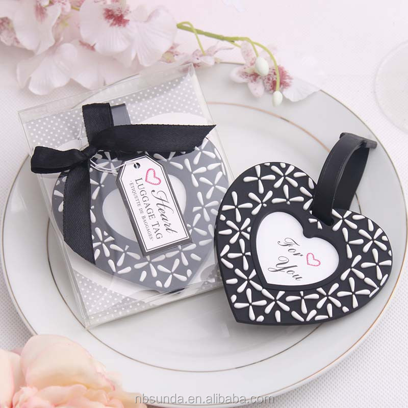 Wedding Favor Tags Wholesale : Wholesale Factory wholesale good quality pvc luggage tag wedding favor ...