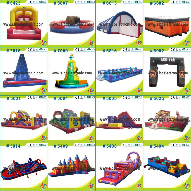 GMIF-5448 top quality inflatable giant slides,inflatable surf simulator