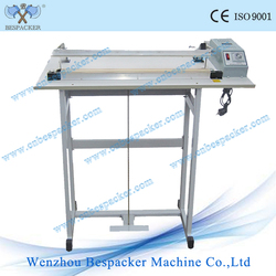 SF-600 Simple Foot sealer cutting & sealing machine for plastic bags