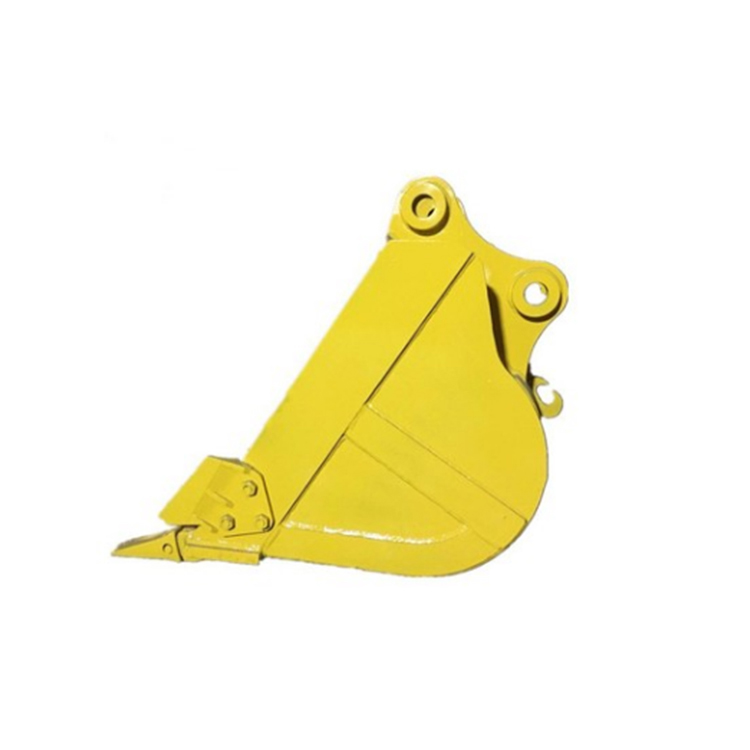 Gold standard excavator spare parts loader bucket for construction machinery