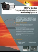 Infrared Thermal Imaging IP Camera