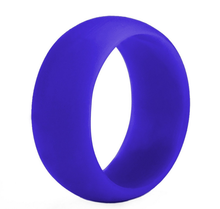 Christmas gifts wedding decorative flexible custom silicone ring